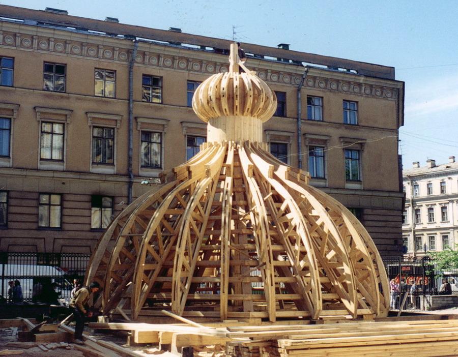 Купольные дома купола в России
